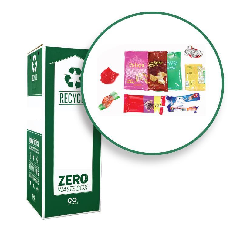 Thumbnail for Chipszakken, verpakkingen voor snacks en snoepverpakkingen