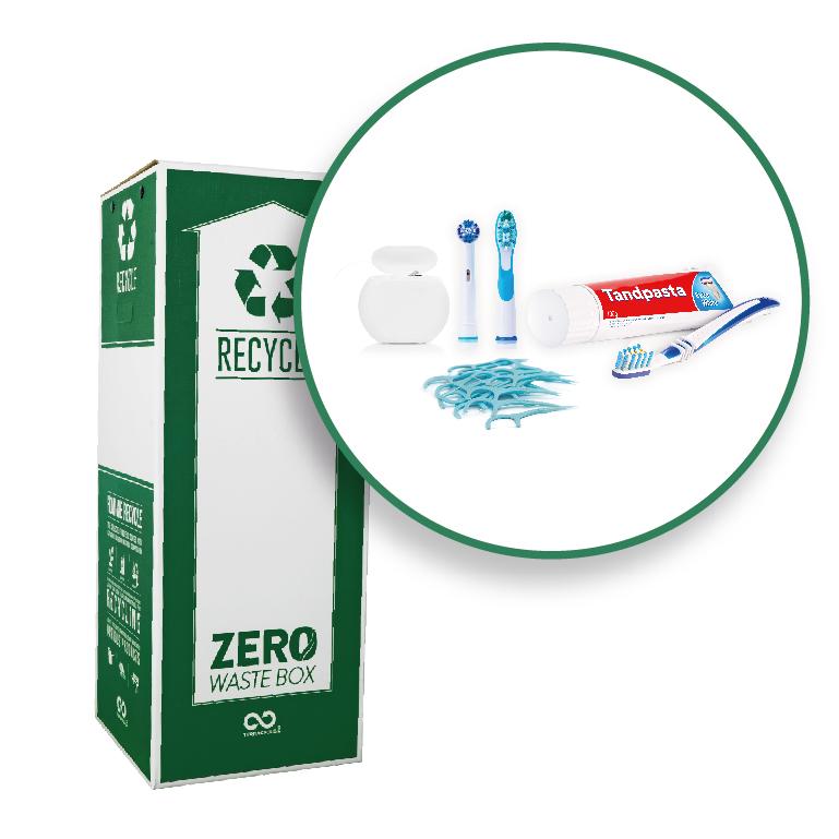 Thumbnail for Afval en verpakkingen voor mondverzorging