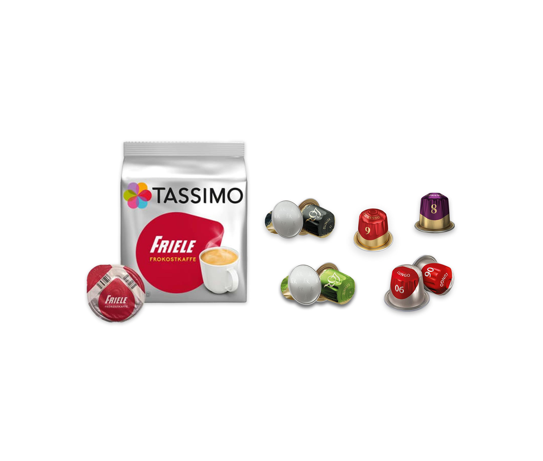 Thumbnail for TASSIMO og L'OR -gjenvinningsprogrammet