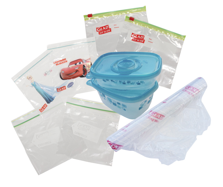 Thumbnail for GLAD® Food Storage Recycling Programme