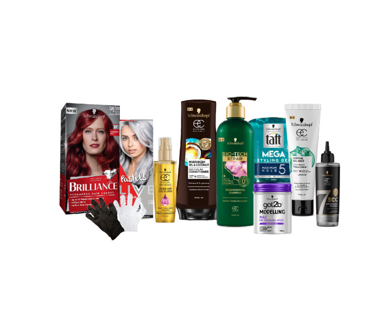 Thumbnail for Schwarzkopf Cares Hair Care & Colour Recycling Programme - Private Collectors