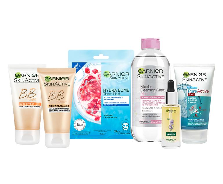 Thumbnail for Garnier Green Beauty Recycling Programme