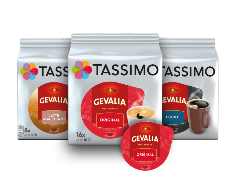 Thumbnail for TASSIMO®-återvinningsprogrammet
