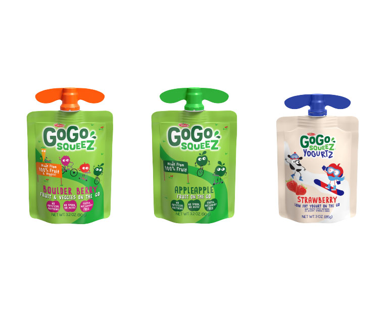 Thumbnail for GoGo squeeZ® Recycling Program