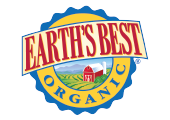 Baby food pouch earthsbest logo 1