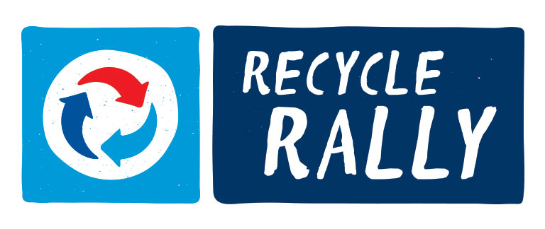 Pepsico recycle rally logo 2
