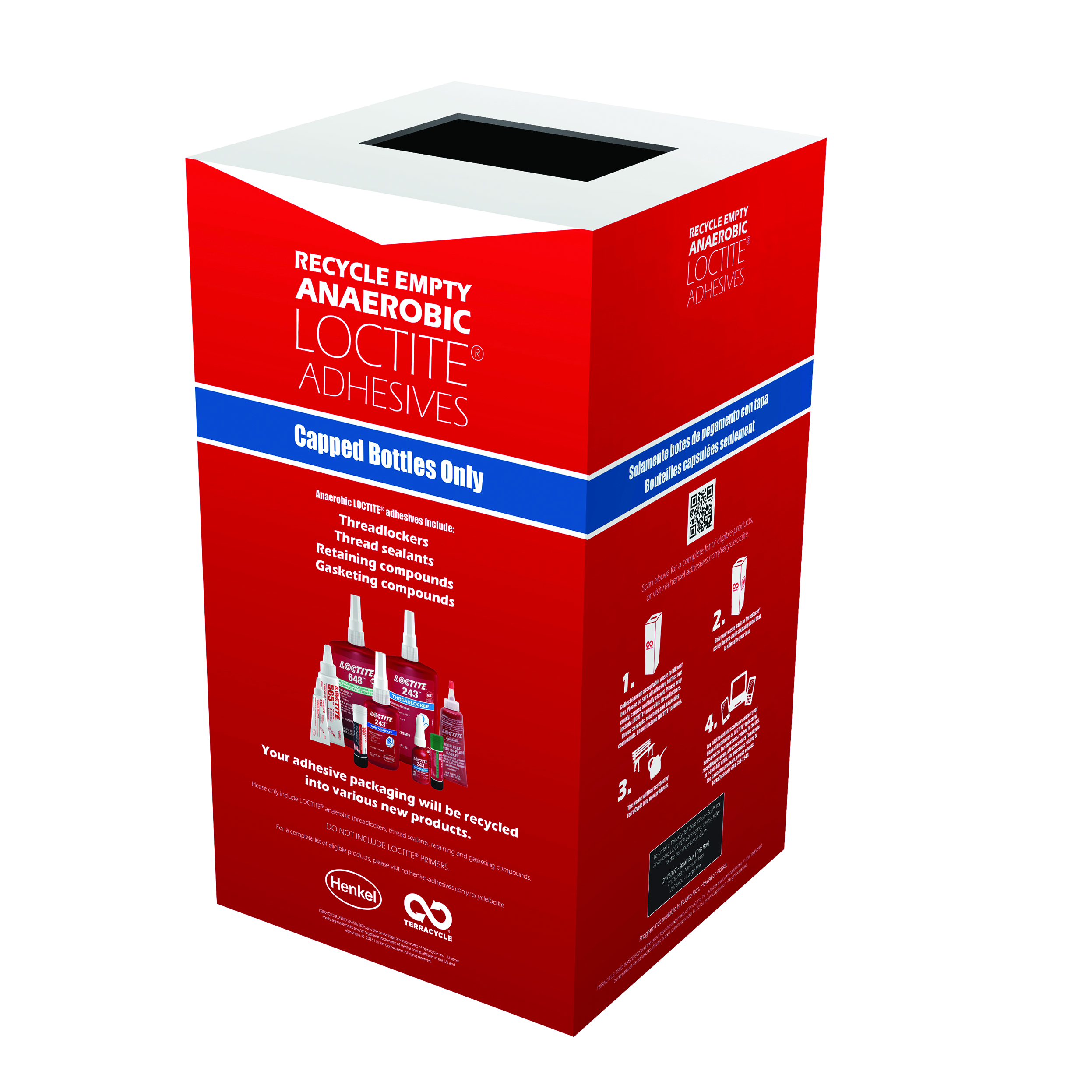 LOCTITE® Anaerobic Adhesive Packaging Zero Waste Box  sc 1 st  TerraCycle & Zero Waste Box programs · TerraCycle Aboutintivar.Com
