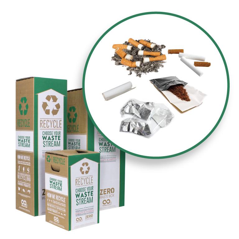 Thumbnail for Cigarette Waste