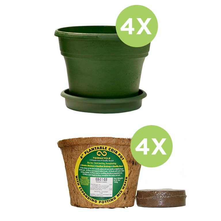 8  pots bundle v2