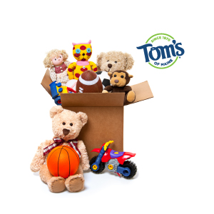 Thumbnail for Tom's of Maine Toy Recycling Program