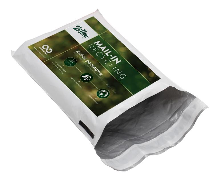 Thumbnail for Zellee Organic Recycling Envelope Program