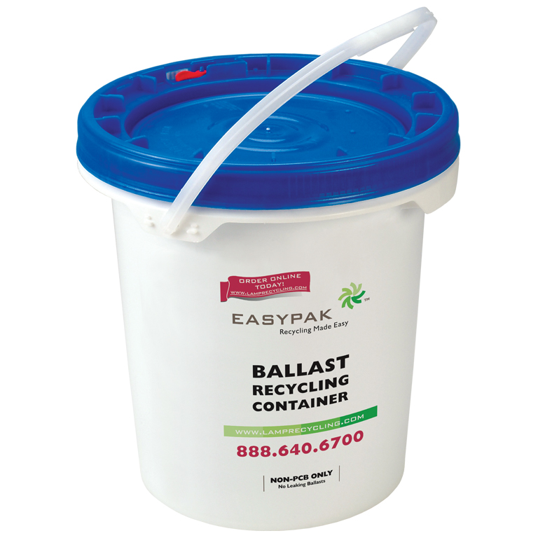 Thumbnail for EasyPak™ Ballast Recycling Container