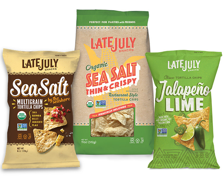 Thumbnail for Late July® Snacks Recycling Program