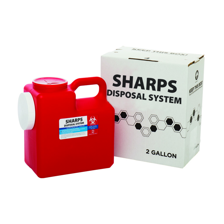 Thumbnail for 2 Gallon Sharps System