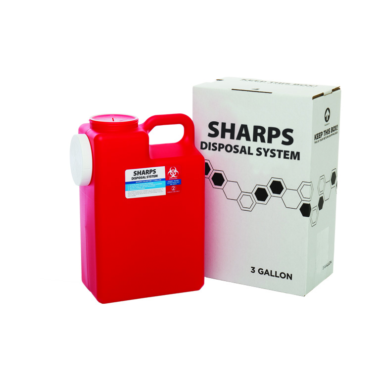 Thumbnail for 3 Gallon Sharps System