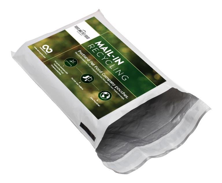 Thumbnail for Portland Pet Food Company Recycling Envelope Program