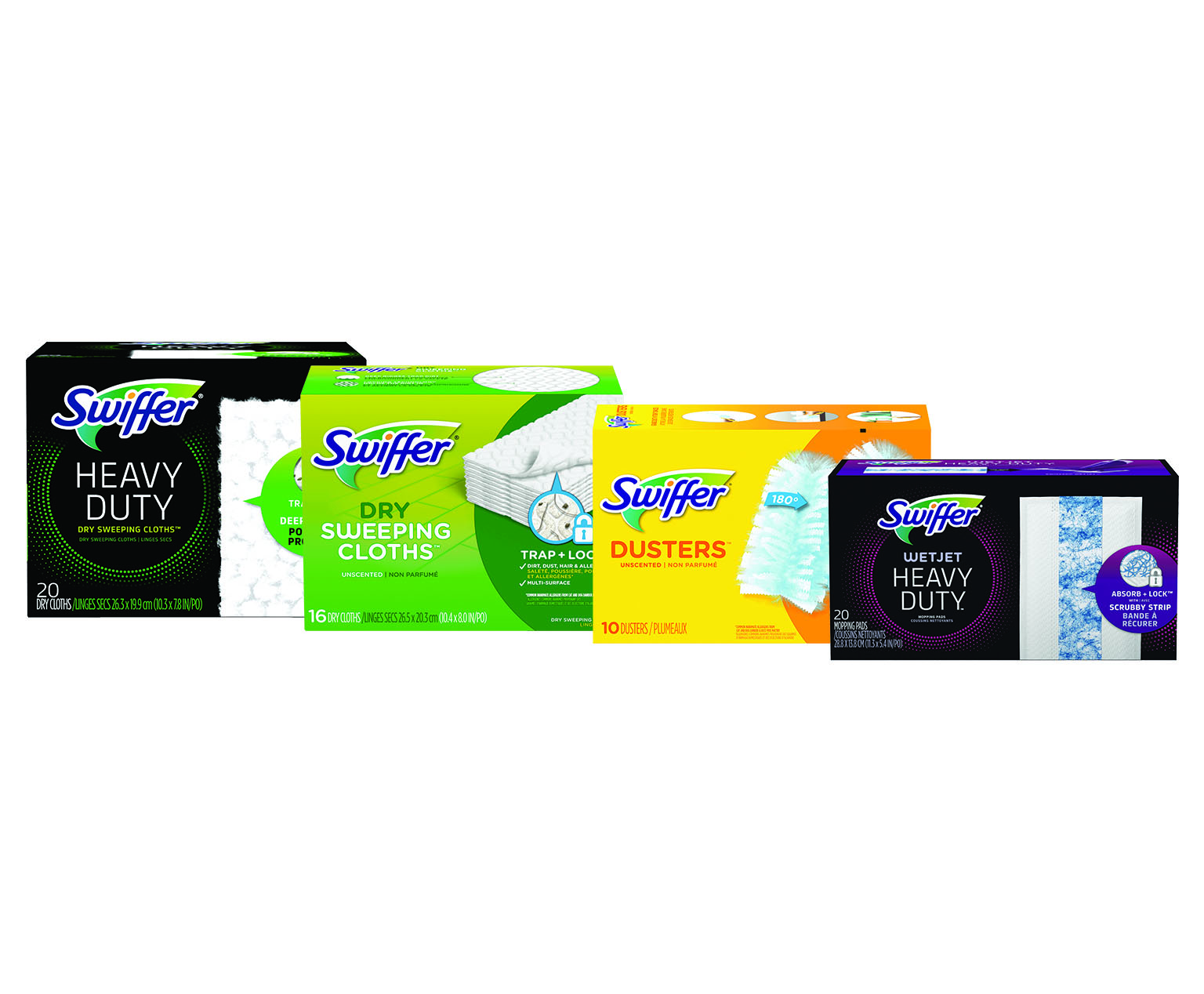 Thumbnail for Swiffer® Recycling Program