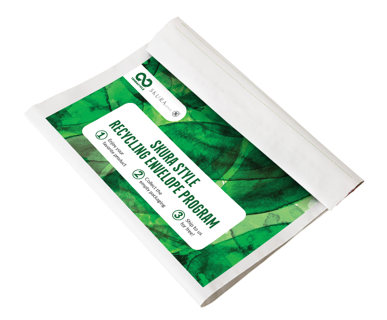 Thumbnail for SKURA STYLE Recycling Envelope Program