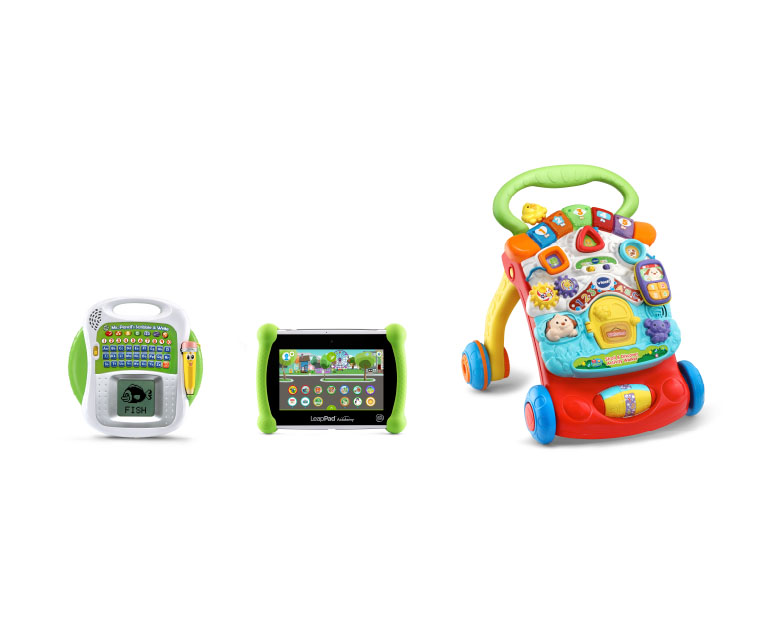 Thumbnail for VTech® & LeapFrog® Toys Recycling Program