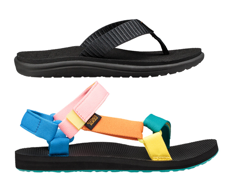 Thumbnail for Teva® Sandals Recycling Program