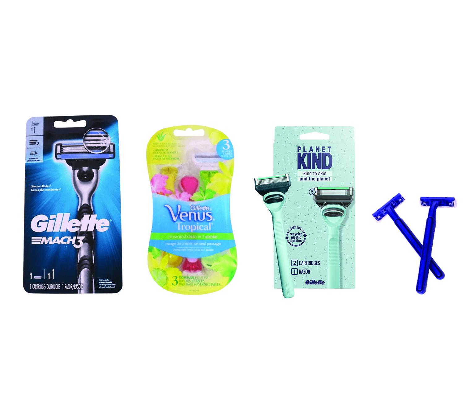 Thumbnail for Gillette® Razor Recycling Program