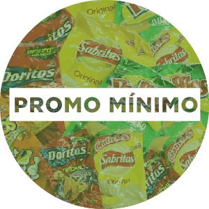 Sabritas minimum drops to 2kg promo v1 mx icon