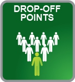 Drop-off points