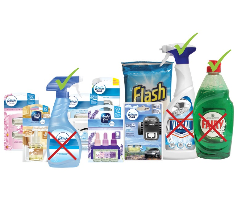 Thumbnail for Air and Home Care Recycling Programme