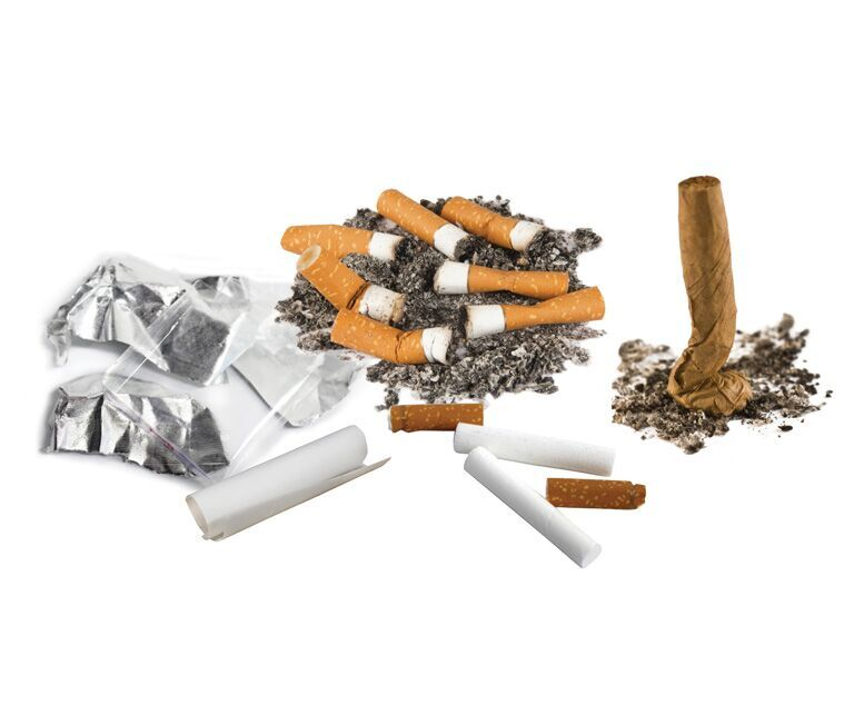 Thumbnail for Cigarette Waste Recycling Programme
