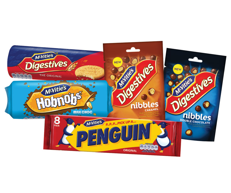 Thumbnail for McVitie's® Biscuit Wrapper Recycling Programme