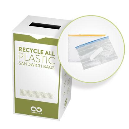 Thumbnail for Plastic Sandwich Bags