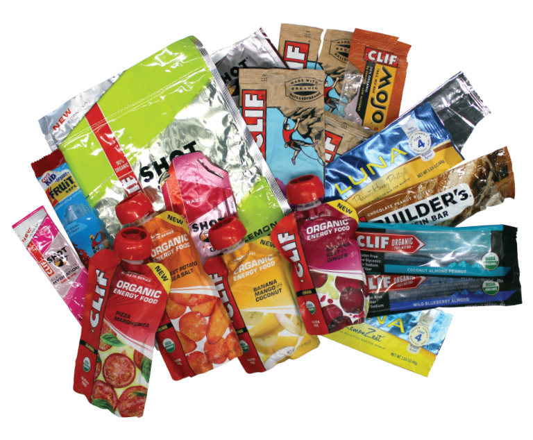 Thumbnail for Energy Bar Wrapper Recycling Program: Clif Bar®