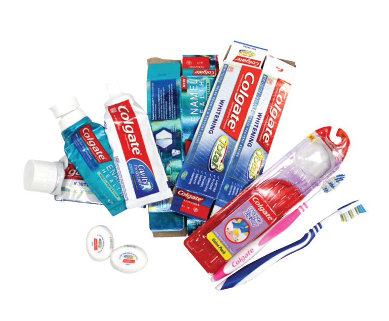 Thumbnail for Colgate® Oral Care Recycling Program