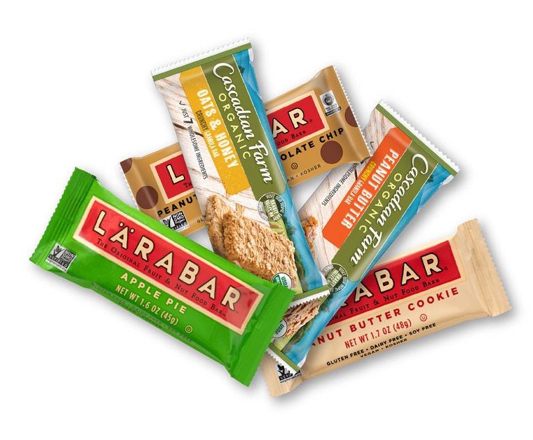 Thumbnail for Energy Bar Wrapper Recycling Program: LÄRABAR®