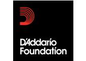 Daddario foundation black logo 1