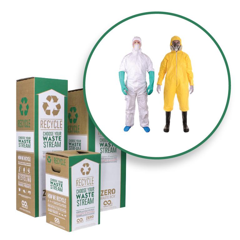 Thumbnail for Disposable Garments