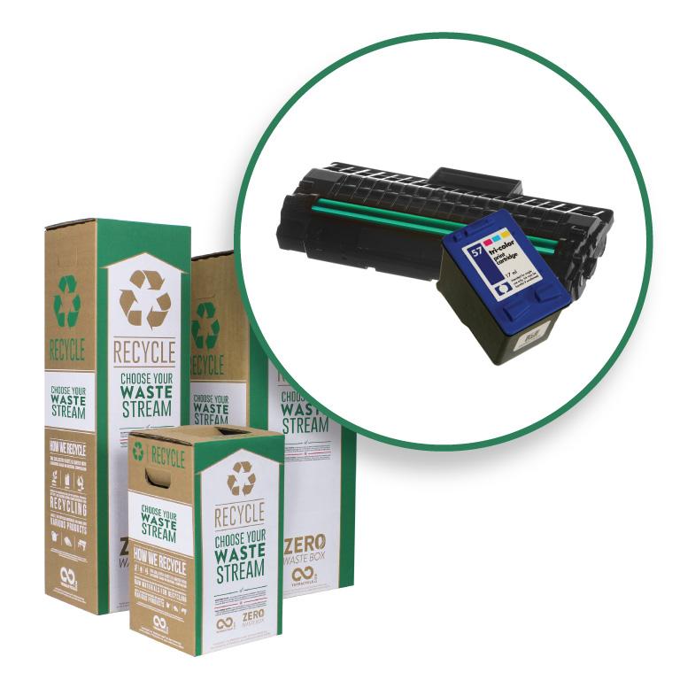 Thumbnail for Inkjet and Toner Cartridges