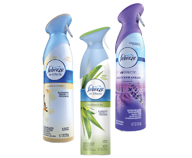 Thumbnail for Febreze Aerosol Recycling Program