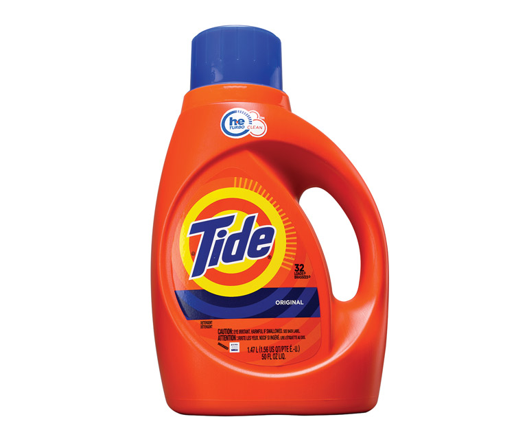 Thumbnail for Tide® Laundry Bottle Recycling Program