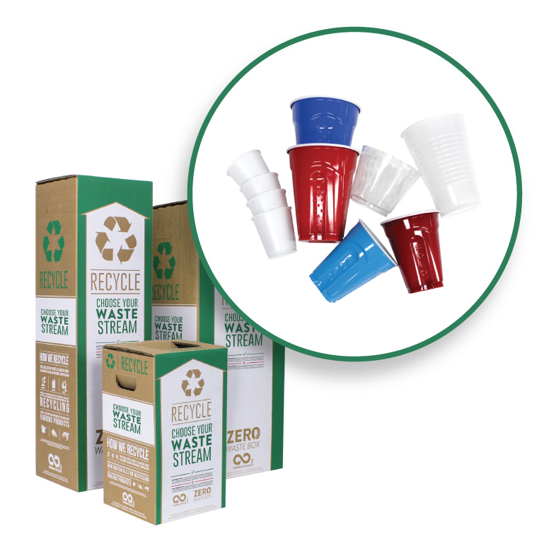 Thumbnail for #6 Rigid Plastic Cups