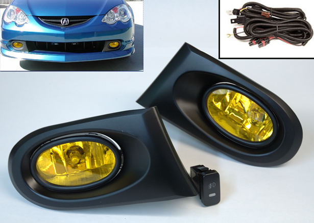 2012 ram fog light wiring diagram acura rsx 02-04 honda integra jdm crystal front fog lights ... acura rsx fog light wiring diagram