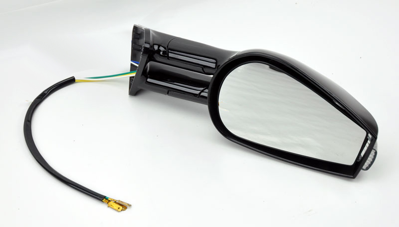 NEW fit 03-07 2003-2007 Honda Accord Passenger Side Right RH Mirror Glass #3754