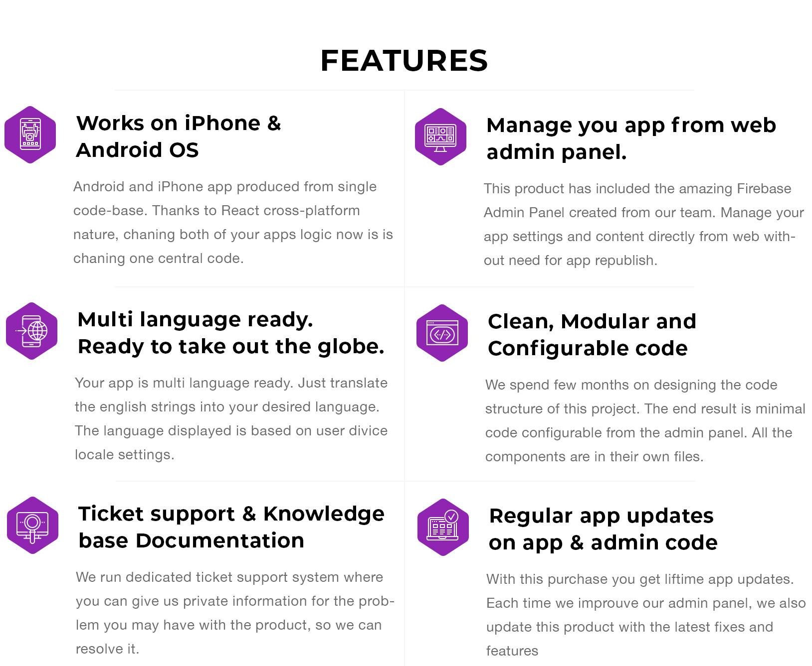 Night Club App - React Native Expo App - 2