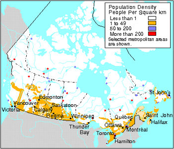 Demography The Canadian Encyclopedia