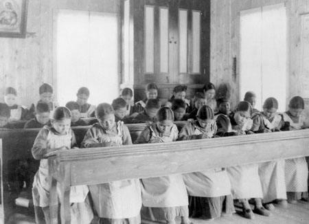 n residential schools settlement agreement the canadian  r c n residential school