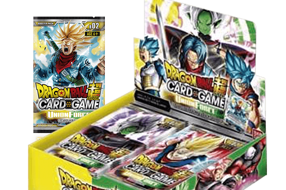 Union Force - Dragon Ball Super CCG