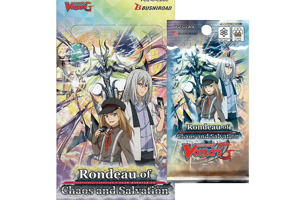 G-CB06: Rondeau of Chaos and Salvation - CardFight!! Vanguard