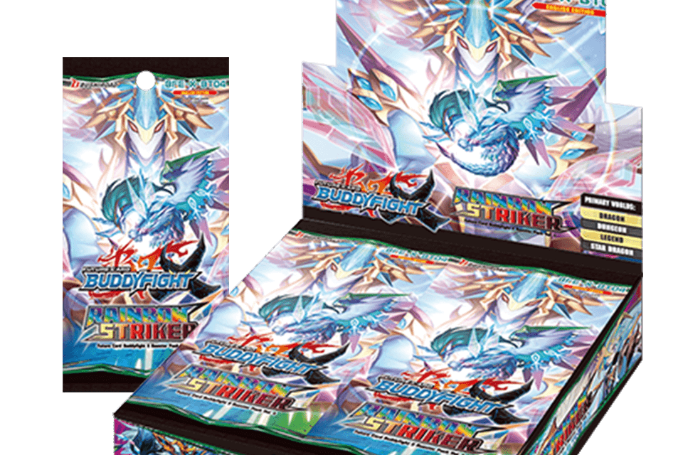 Rainbow Striker - Future Card Buddyfight