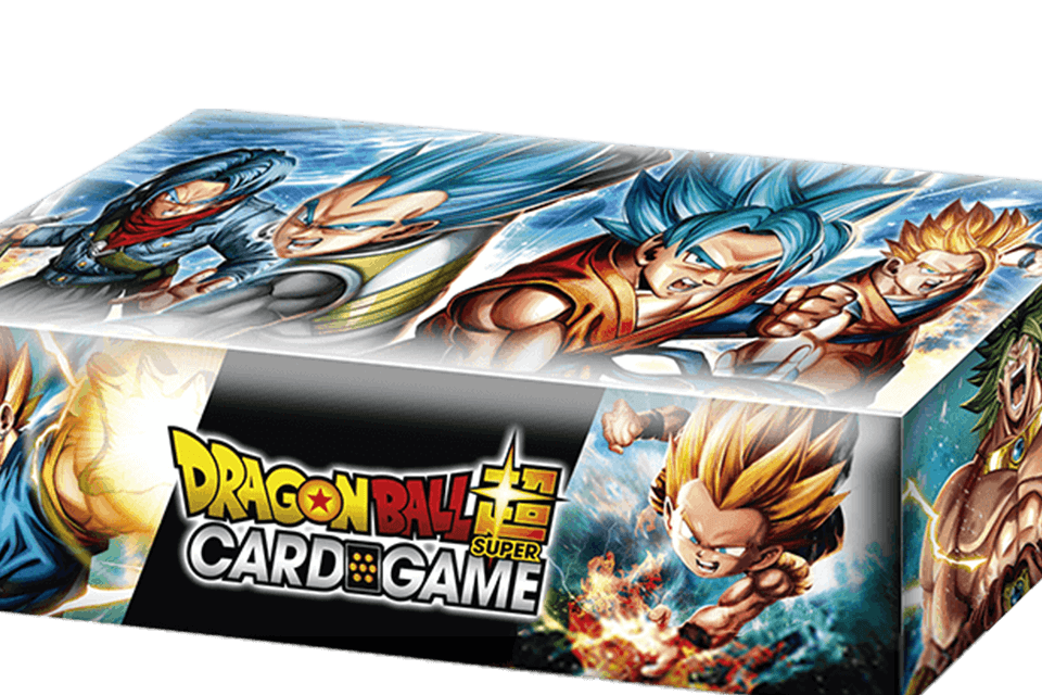 Draft Box 01 - Dragon Ball Super CCG