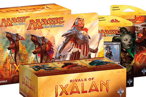 Rivals of Ixalan - Magic